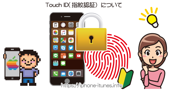 Touch ID(指紋認証)|iPhoneの使い方