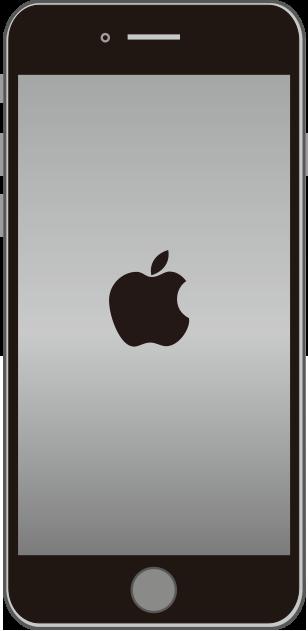 アップデート後、場合によってはiPhoneが再起動される